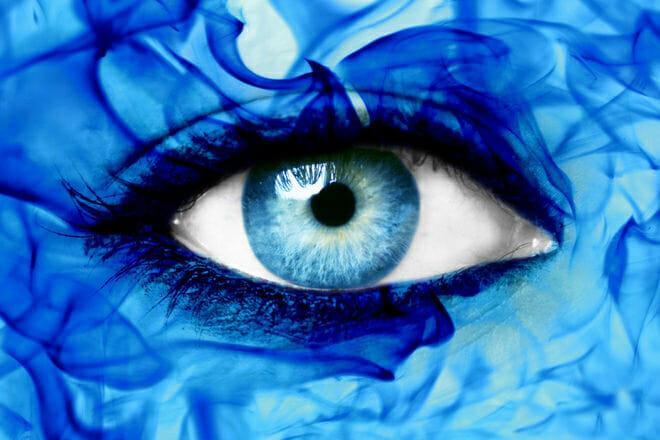 упражнения для открытия 3 глаза